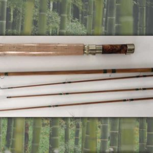Ron Barch custom bamboo fly rods from Alder Creek Rods
